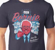 Bernie Sanders Revolution  Unisex T-Shirt