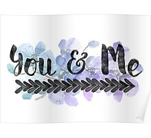 DMB - You & Me Poster