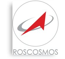 Roscosmos State Corporation Canvas Print
