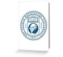 GW formal Greeting Card