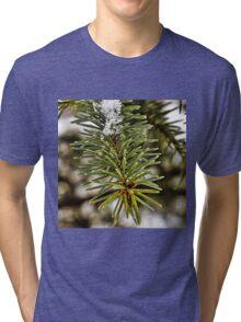 Close up Pine Tri-blend T-Shirt