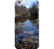 Langdale Beck, Chapel Stile iPhone Case/Skin