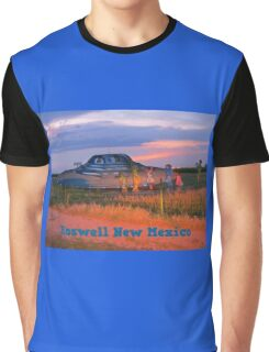 Roswell New Mexico Graphic T-Shirt