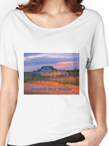 Roswell New Mexico Women's Relaxed Fit T-Shirt