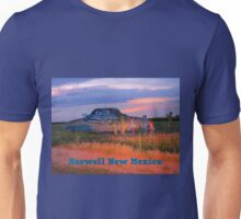 Roswell New Mexico Unisex T-Shirt