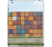 Containers iPad Case/Skin
