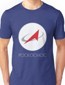 Roscosmos State Corporation Unisex T-Shirt
