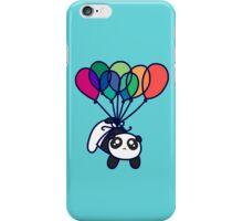 Kawaii Balloon Panda iPhone Case/Skin