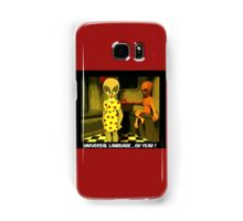 Universal Language Samsung Galaxy Case/Skin