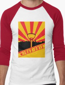 Dalek Destructivism Men's Baseball ¾ T-Shirt