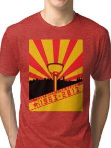 Dalek Destructivism Tri-blend T-Shirt