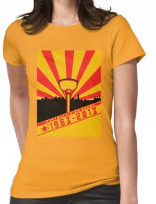 Dalek Destructivism Womens Fitted T-Shirt