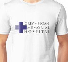 Grey + Sloan Memorial Hospital – Grey's Anatomy, McDreamy Unisex T-Shirt