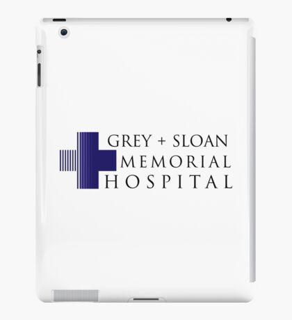 Grey + Sloan Memorial Hospital – Grey's Anatomy, McDreamy iPad Case/Skin
