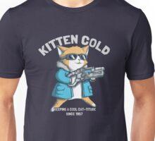 Kitten Cold Unisex T-Shirt