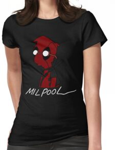 Milpool Womens Fitted T-Shirt
