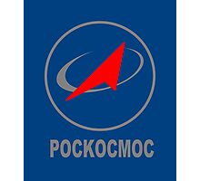 Roscosmos State Corporation-2 Photographic Print