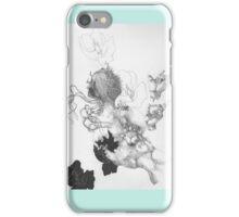 Circular Destruction iPhone Case/Skin