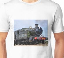 Hercules 4277 Steam Engine, South Devon Unisex T-Shirt