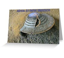 Area Fifty One Greeting Card