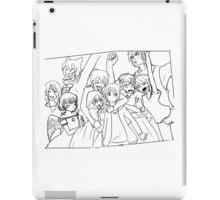 Kids club iPad Case/Skin