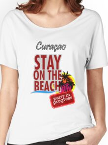Curacao, The Netherlands Antilles Women's Relaxed Fit T-Shirt