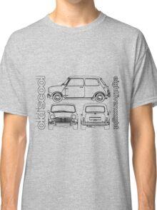 mini simple (light) Classic T-Shirt