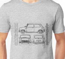 mini simple (light) Unisex T-Shirt