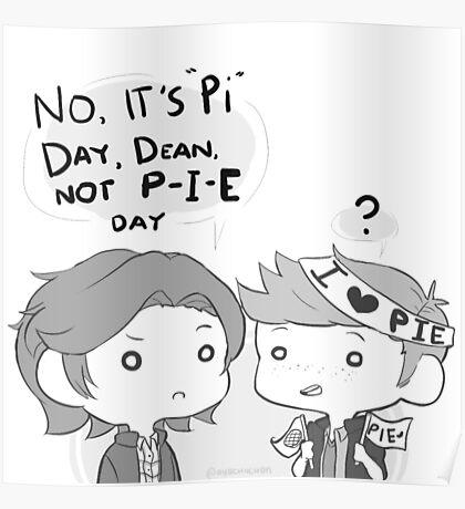 P-I-E day Poster