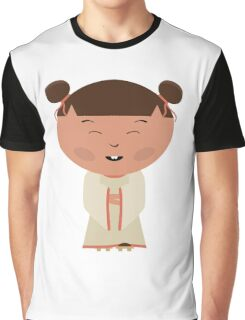 Funny japanese girl Graphic T-Shirt