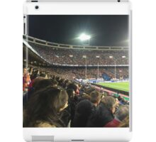 Vicente Calderón Stadium iPad Case/Skin