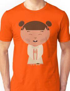 Funny japanese girl Unisex T-Shirt