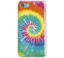 Rainbow Tie Dye iPhone Case/Skin