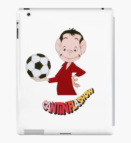 Cantinflas Show - Futbol iPad Case/Skin