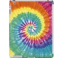 Rainbow Tie Dye iPad Case/Skin