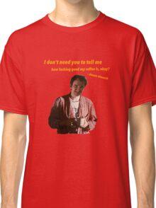 Jimmie Dimmick - Coffee Classic T-Shirt