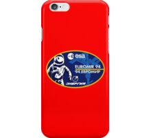 European Euromir (94 mission) iPhone Case/Skin