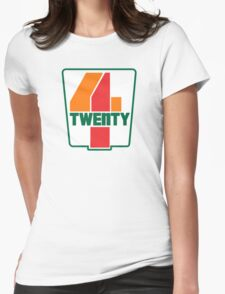 4-Twenty Store Womens Fitted T-Shirt