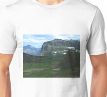 Over Logan's Pass Unisex T-Shirt