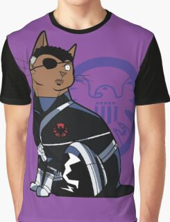 Nick Purry (Fury) Graphic T-Shirt