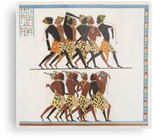 Vintage Egyptian illustration  Metal Print