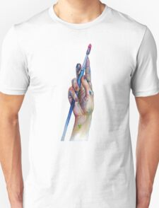 Painter's Hand T-Shirt