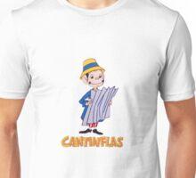 Cantinflas Show - Captain Cook Unisex T-Shirt