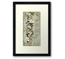In Garland Framed Print