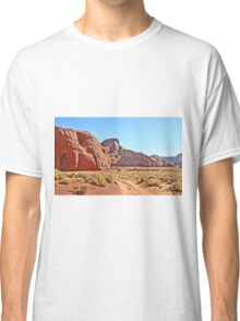A Navajo's Home in the Valley Classic T-Shirt