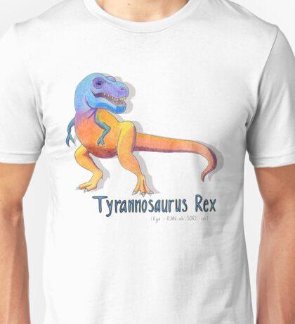 Tyrannosaurus Rex Rawrrrr Unisex T-Shirt