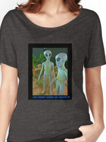 To Err is Human  Women's Relaxed Fit T-Shirt