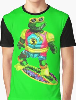 Psychedelic mikey Graphic T-Shirt