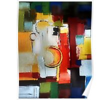 Abstract composition 83 Poster