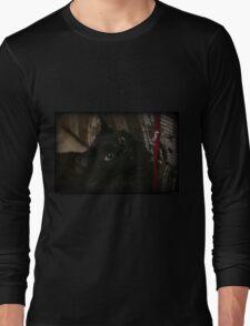 String Focus Long Sleeve T-Shirt